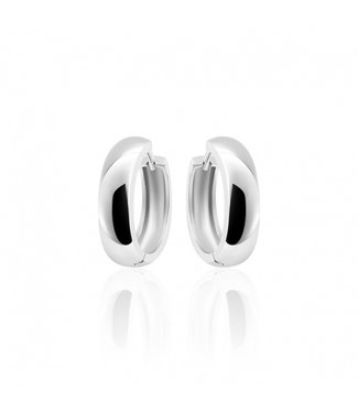 Selection Silver Hoops 5 * 22mm