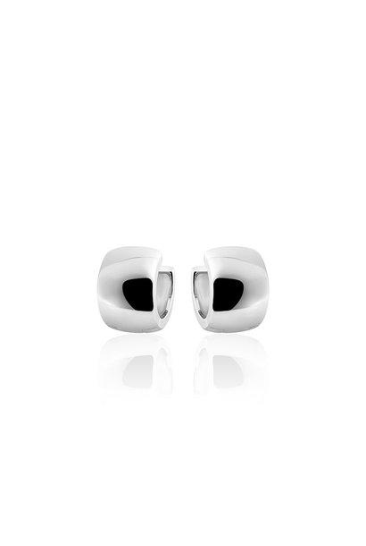 Hoops Silver 9 * 13.5mm