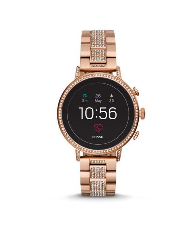 Fossil Gen 4 Smartwatch - Q Venture FTW6011