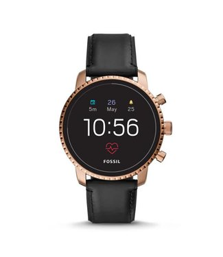 Fossil Fossil Gen 4 Smartwatch - Q Explorist FTW4017