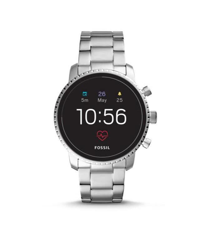 Fossil Fossil Gen 4 Smartwatch - Q Explorist FTW4011