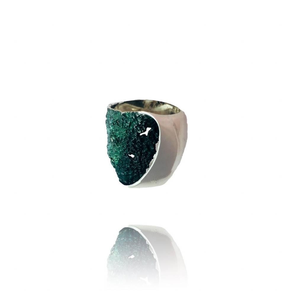 Gala Ring Verd Maragda-5