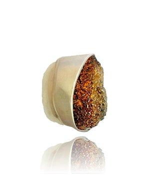 Arior Barcelona Gala Ring Ocre Bronze