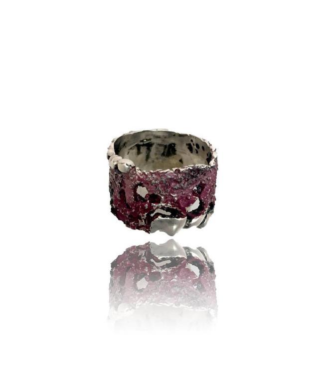 Samo Ring Rosa boreal