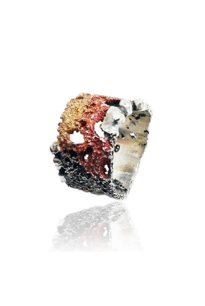 Samo Ring Ocre
