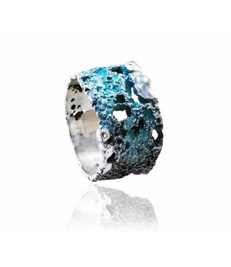 Arior Barcelona Samo Ring formentera  blue