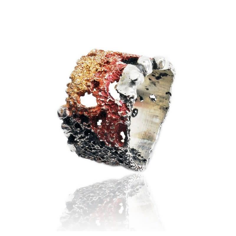 Samo Ring Ocre-10