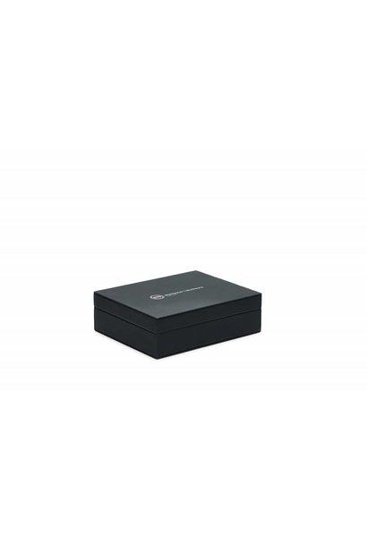 Buddha to Buddha Jewellery box black