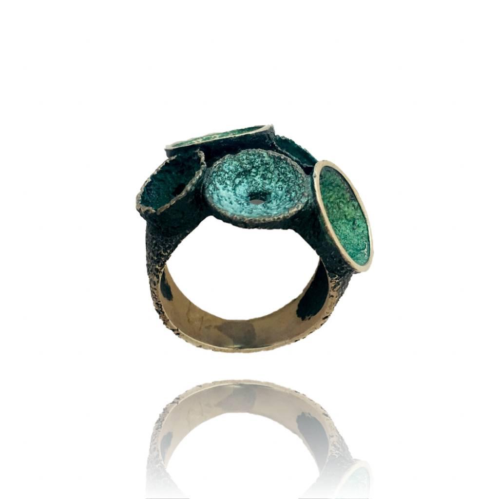 Ring Verd Maragde-10