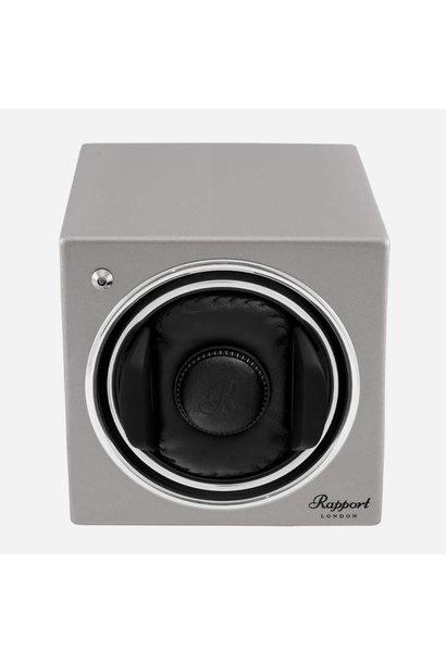 Report Evolution Evo Cube Watch Winder Platinum Silver