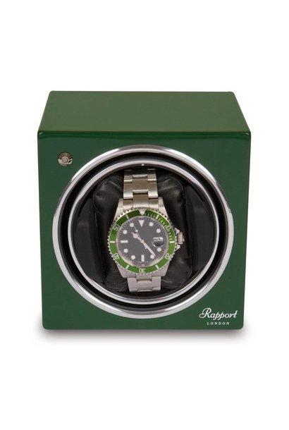 Report Evolution Evo Cube Watch Winder Green