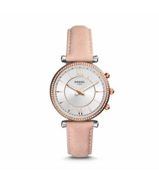 Fossil Carlie Hybrid Smartwatch Dames Smartwatchs FTW5039