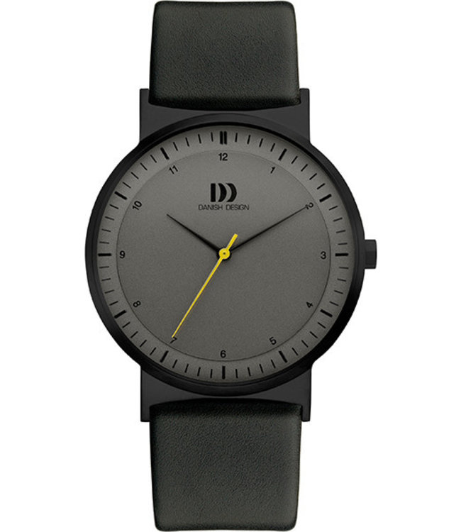 Danish Design Watch Iq16Q1189 Stainless Steel Designed By Jan Egeberg