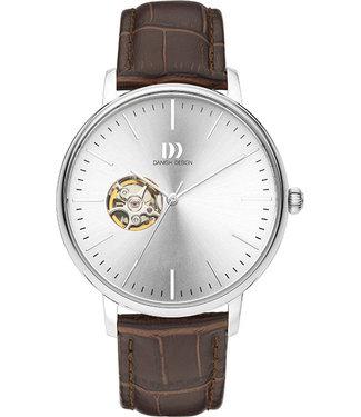 Danish Design Danish Design Watch Iq12Q1160 Automatic Open Heart Stainless Steel Sapphire.