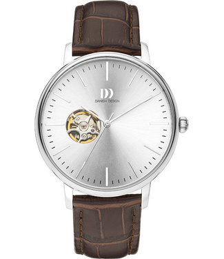 Danish Design watches Danish Design Watch Iq12Q1160 Automatic Open Heart Stainless Steel Sapphire