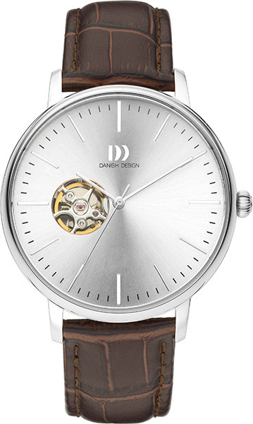 Danish Design Watch Iq12Q1160 Open Heart Automatic Stainless Steel Sapphire-1