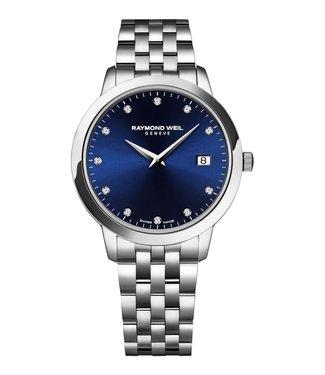 Raymond Weil watches Toccata 11 Diamonds 5388-St-50081