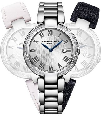 Raymond Weil watches Raymond Weil Shine Repetto 8 Diamonds 1600 -St -Re695