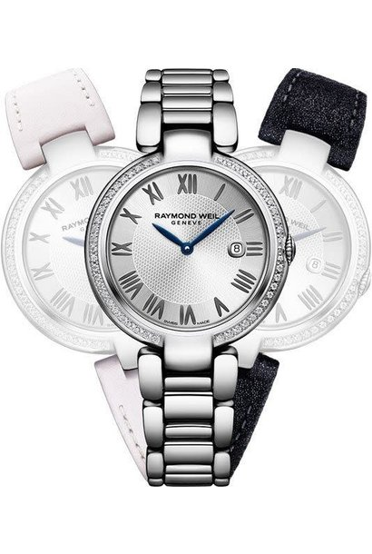 Raymond Weil Shine Repetto 8 Diamonds 1600 -St -Re695