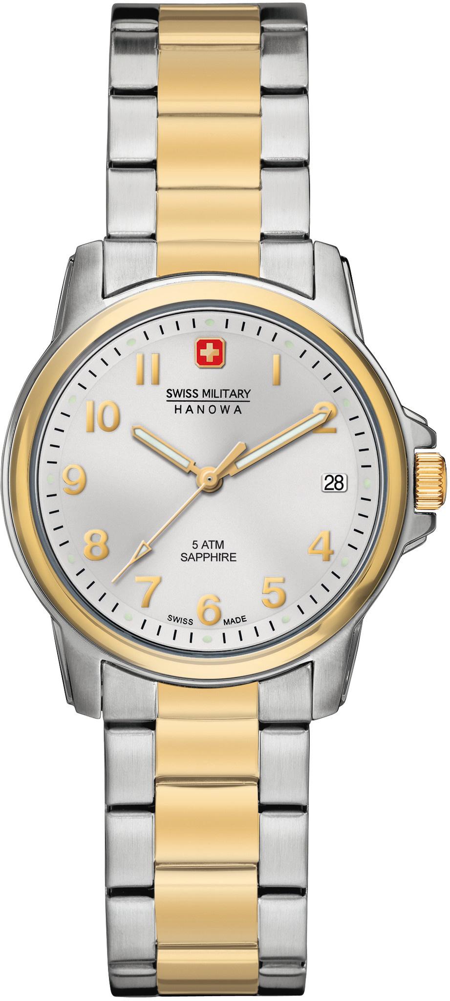 Swiss Military Hanowa Swiss Soldier Lady Prime 06-7141.2.55.001-1
