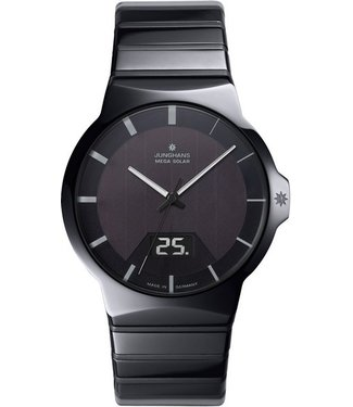 Junghans watches Watch Junghans Force Solar Radio Controlled 018/1133.44