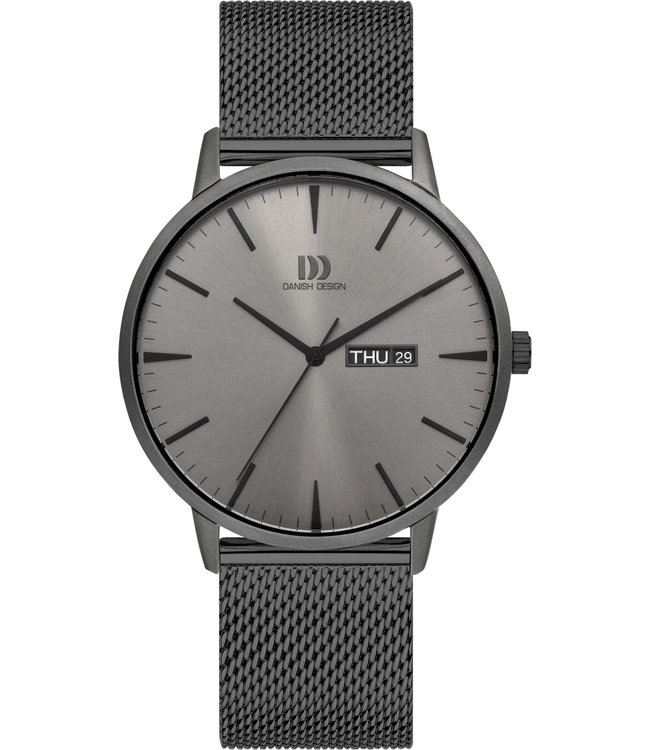 Danish Design Danish Design Akilia Day/Date Iq66Q1267