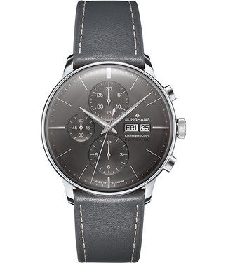 Junghans watches Watch Junghans Meister Chronoscope Sapphire Crystal Limited Edition English 027/4725.03