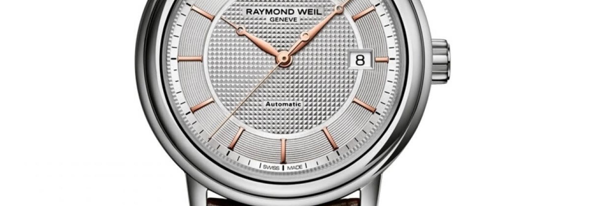 Raymond Weil Maestro 2837 -Sl5-65001.