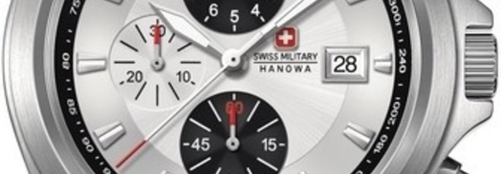 Swiss Military Hanowa Infantry Chrono 06-4202.1.04.001.