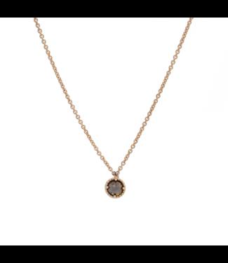 W. de Vaal W. de Vaal - Necklace 14k Rose Gold.