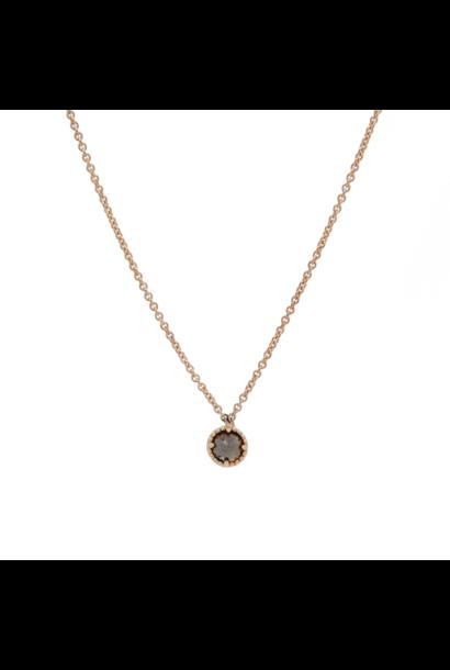W. de Vaal - Necklace 14k Rose Gold.