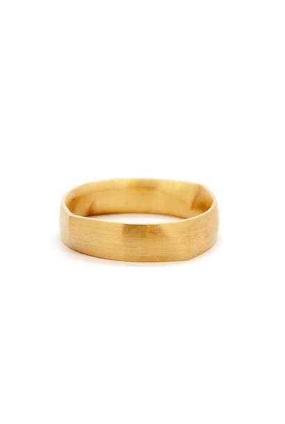 14k Yellow Gold Wedding Ring