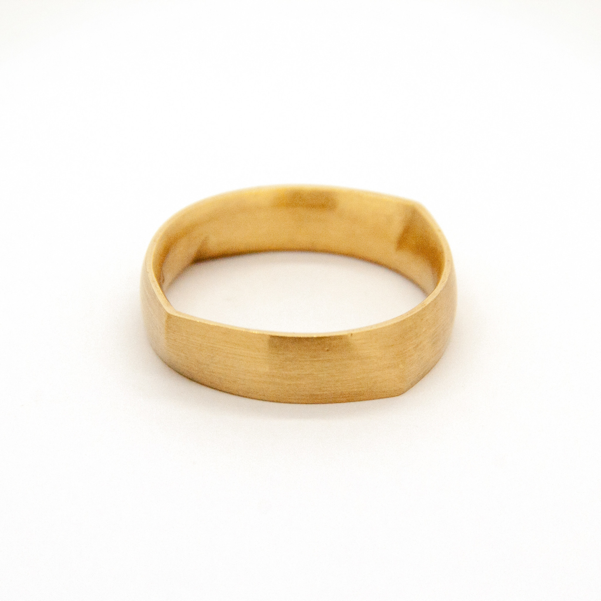 14k Yellow Gold Wedding Ring-4
