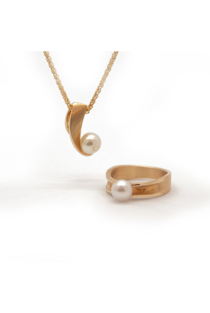 14k Yellow Gold Chain excl. Coll