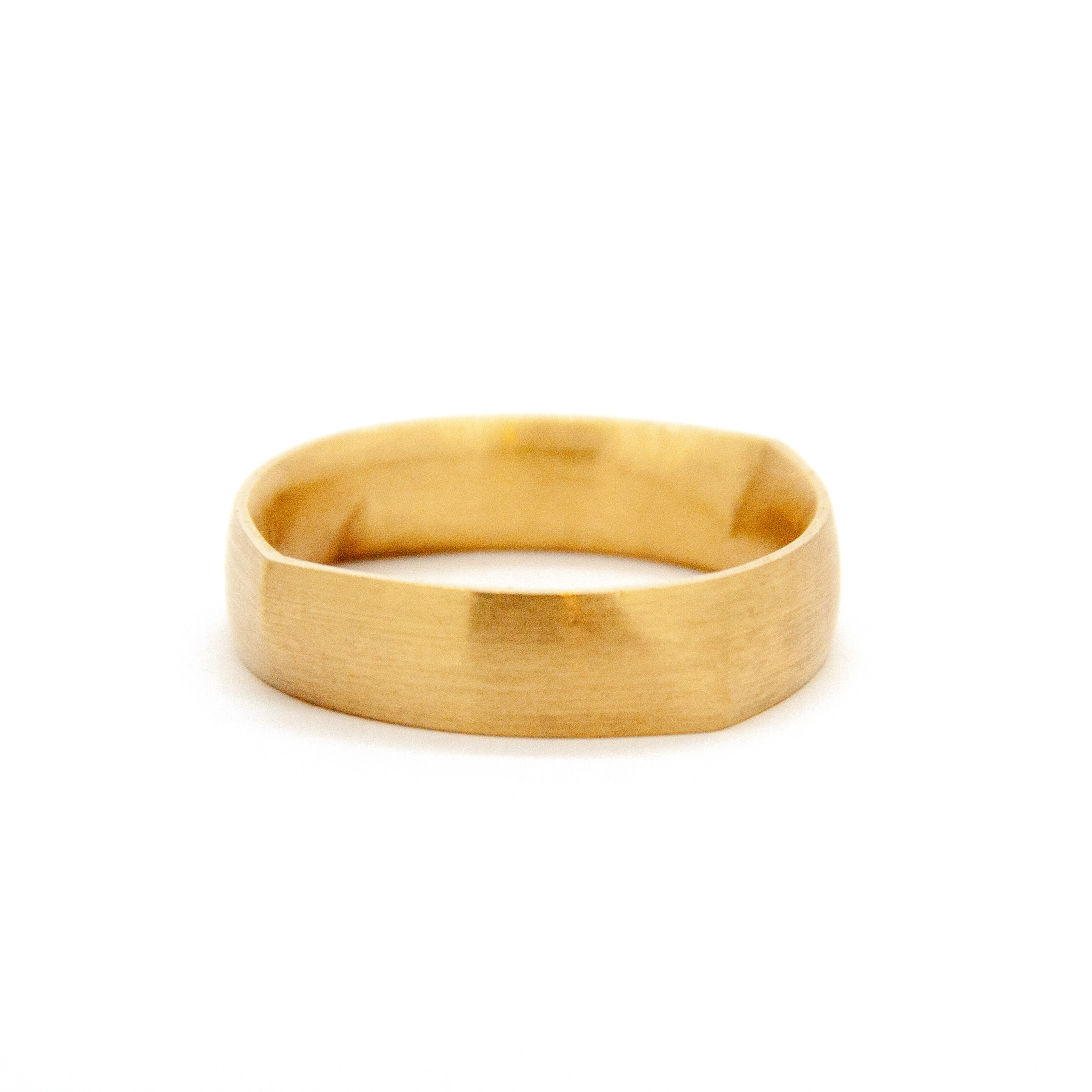 14k Yellow Gold Wedding Ring-7