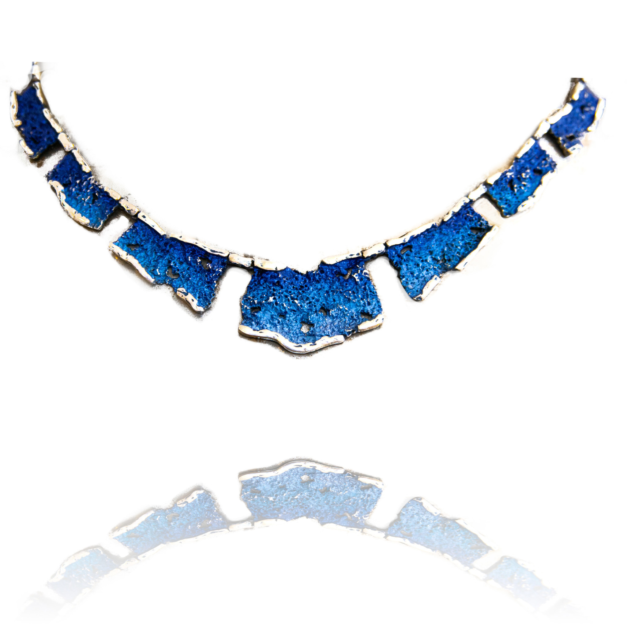Electric-blue Intenzza Collier-4