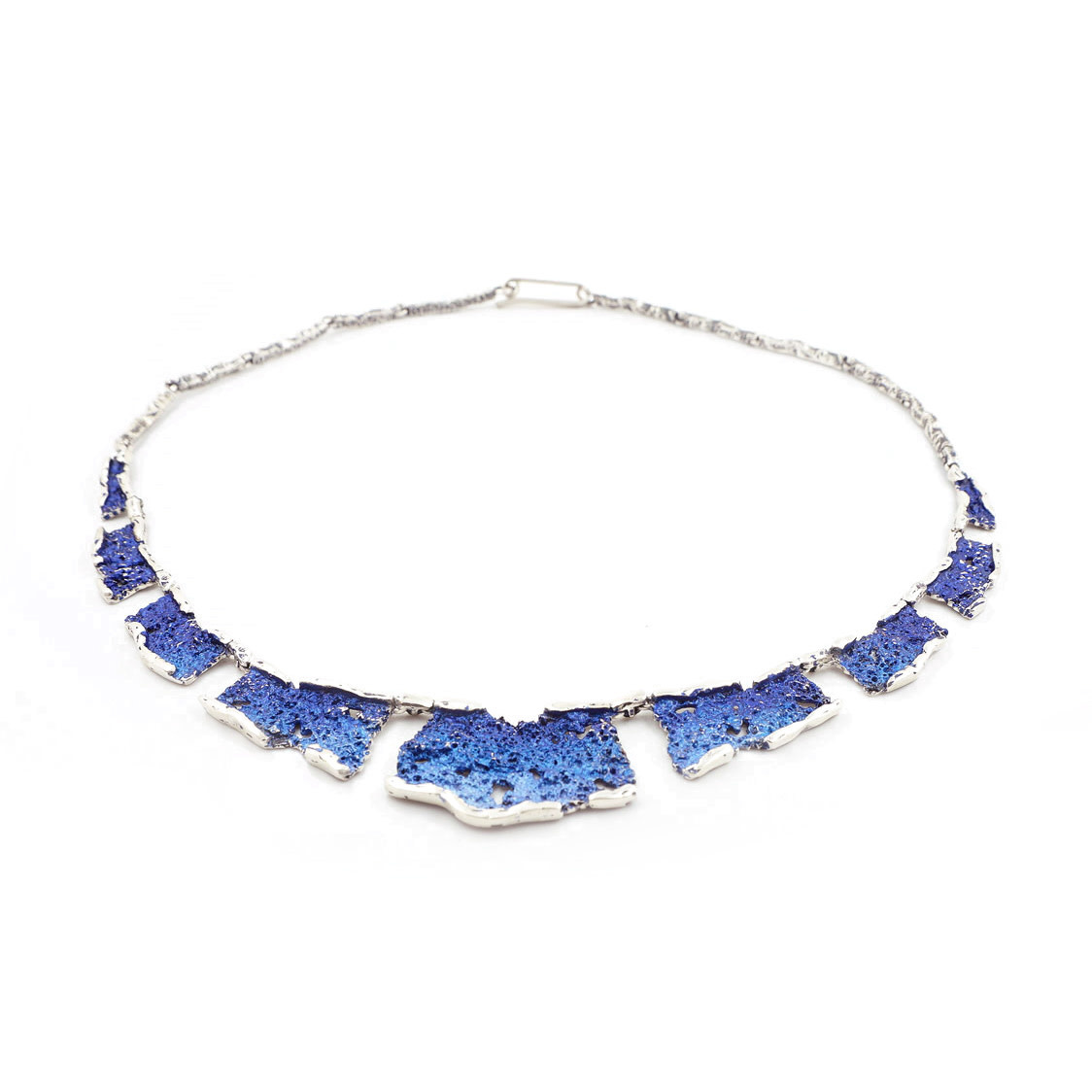 Electric-blue Intenzza Collier-1
