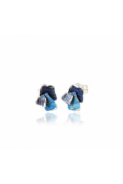Summun Oorbellen Blau Formentera