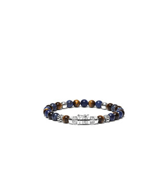 Buddha to Buddha Spirit Bead Mini Mix Sodalite Tigereye