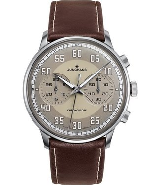 Junghans watches Watch Junghans Meister Driver Chronoscope 027/3684.00