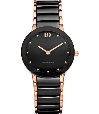 Danish Design watches Danish Design Watch Iv68Q1065 Ceramic Stainless Steel Sapphire .