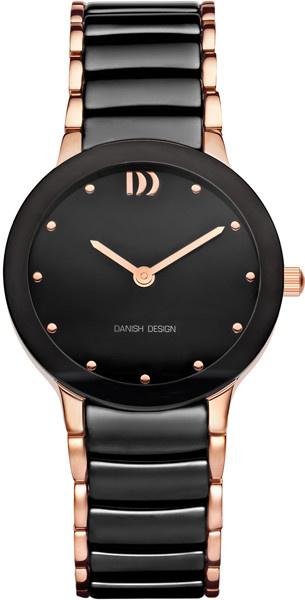 Danish Design Watch Iv68Q1065 Ceramic Stainless Steel Sapphire.-1