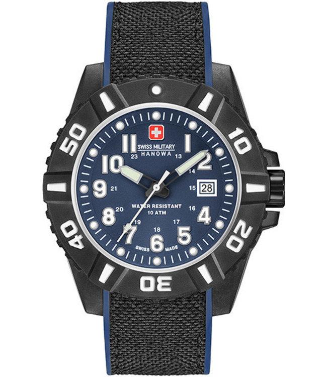 Swiss Military Hanowa Black Carbon 06-4309.17.003