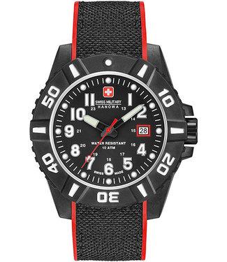 Swiss Military Hanowa Swiss Military Hanowa Black Carbon 06-4309.17.007.04