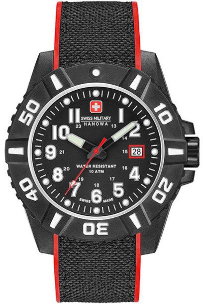 Swiss Military Hanowa Black Carbon 06-4309.17.007.04