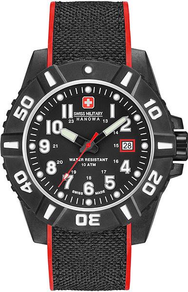 Swiss Military Hanowa Black Carbon 06-4309.17.007.04-1