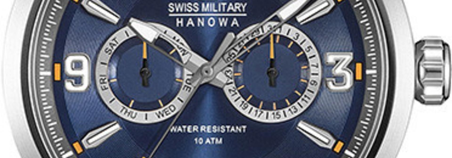 Swiss Military Hanowa Undercover Multifunction 06-4307.04.003