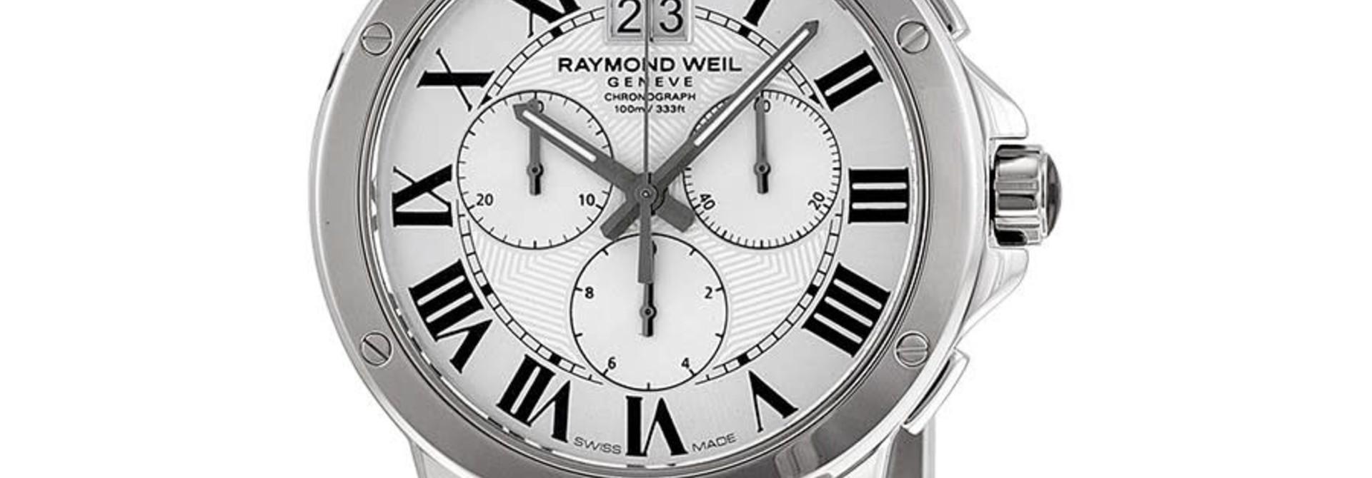 Raymond Weil Tango 4891-ST-00650