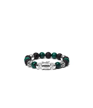Buddha to Buddha Spirit Bead Mix Malachite