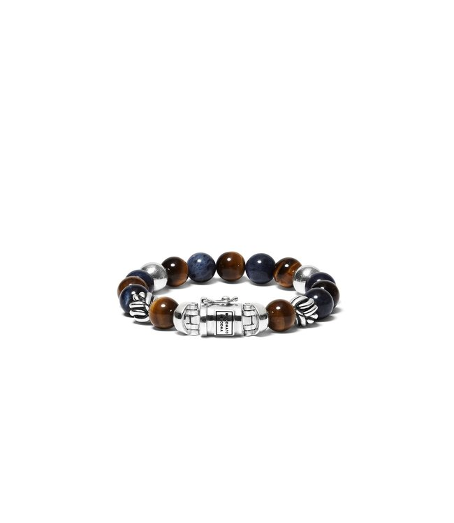 Buddha to Buddha Spirit Bead Mix Sodalite Tigereye